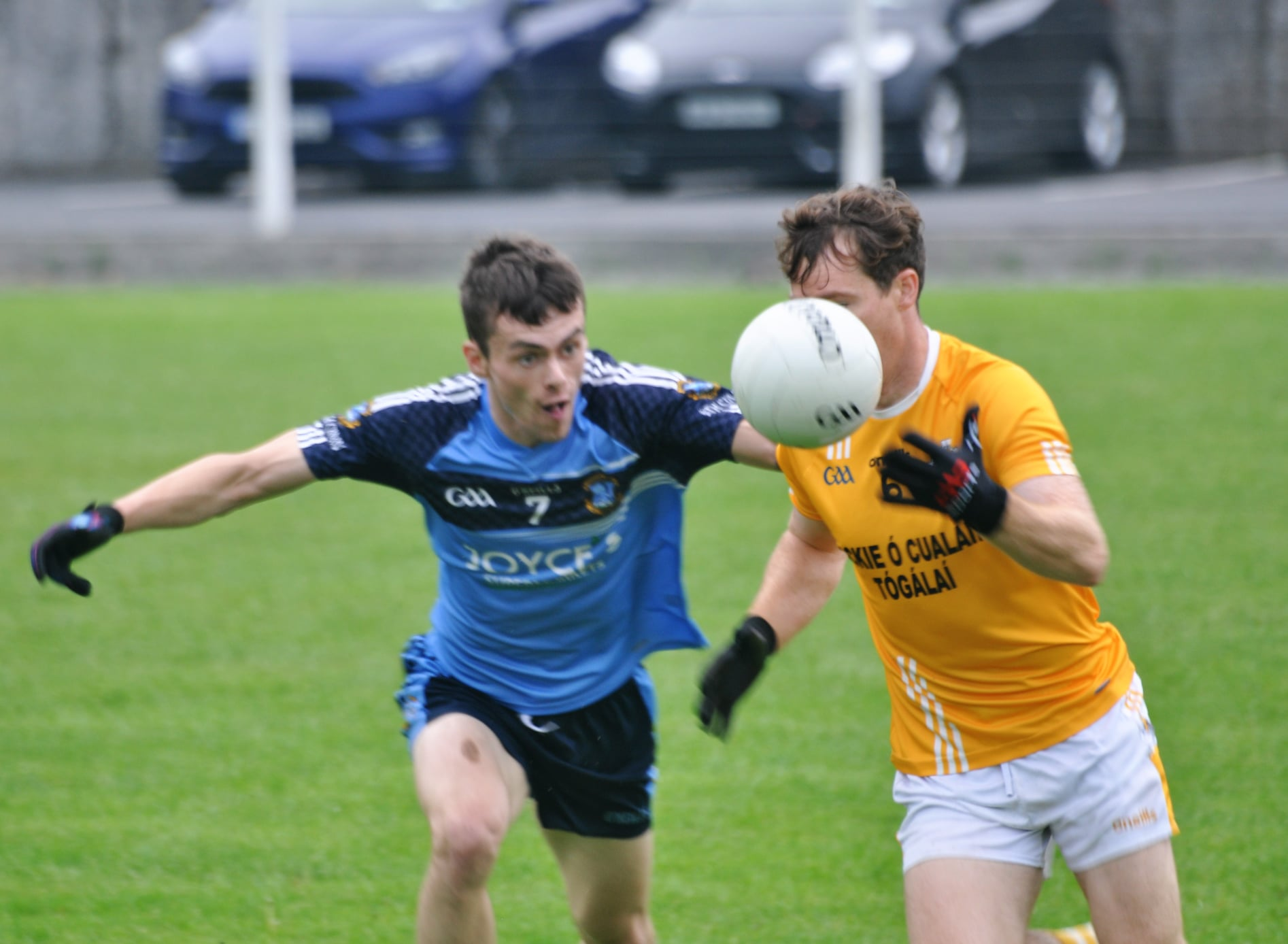 Full Video Coverage of our Intermediate Championship Round 2 Game vs Cárna/Cashel